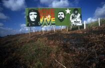 Poster of Che Guevara
