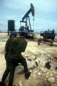 Oil Well Workers