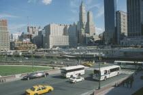 View over Ground Zero