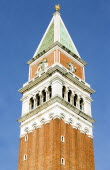 The Campanile tower in Piazza San Marco