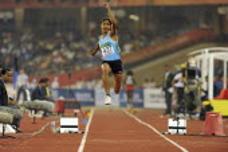 India, Delhi, 2010 Commonwealth games, Track events, Womens triple jump.