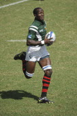 India, Delhi, 2010 Commonwealth games, Rugby competitor running with the ball.