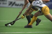 India, Delhi, 2010 Commonwealth games, Womens hockey match.