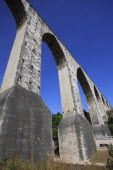 Portugal, Lisbon, Aguas Livres Aqueduct of the Free Waters.