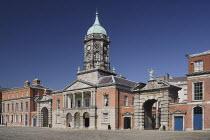 Ireland, County Dublin, Dublin City, Dublin Castle.