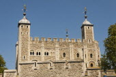 England, London, The White Tower, Tower of London.