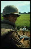 Vietnam War images by Tim Page