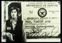 Tim Page - Vietnam War