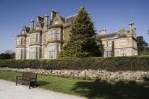 Ireland, County Kerry, Killarney, Muckross House  was built for Henry Arthur Herbert between 1839 and 1843.
