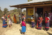 Bangladesh, Rangamati, United Nations Mother and Child health clinic in Chakma community of remote area of Barkal Upazila.