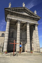 Ireland, Dublin, St Audeon's Catholic Church.