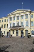 Finland, Helsinki, Finnish Presidential palace, Former Imperial palace.