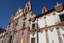 Spain, Andalucia, Cordoba, Antiguo Convento de la Merced.