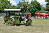 Transport, Road, Steam  Traction, Rally at Tinkers Park near Uckfield.
