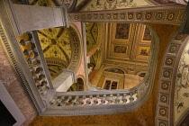 Hungary, Budapest, Hungarian State Opera House.