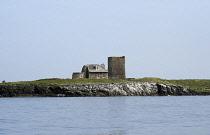 England, Northumberland, Farne Island, Darling Home.