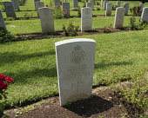 Israel, Haifa, British War Cemetery, The British War Cemeteryl, contains the graves of British soldiers killed in Palestine in both World War I and World War II.