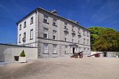 Ireland, County Meath,  Oldbridge House, Battle of the Boyne Visitor Centre near Drogheda in County Louth.