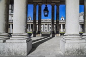 England, London, Greenwich, Old Royal Naval College.