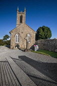 Republic of Ireland, County Wexford, Ferns, Anglican Cathedral Church of Saint Edan.