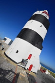 Republic of Ireland, County Wexford, Hook Head Lighthouse which is one of the world's oldest lighthouses.