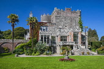 Republic of Ireland, County Carlow, Clonegal, Huntington Castle.
