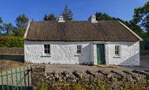 Republic of Ireland, County Leitrim, Kiltyclogher, Homestead of the 1916 revolutionary Sean Mac Diarmada.