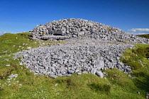 Ireland, County Sligo, Castlebaldwin, Carrowkeel Megalithic Cemetery.